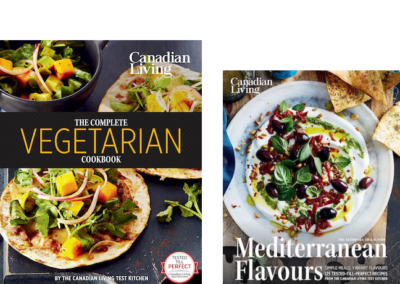 Canadian Living cookbook series